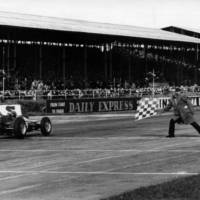 Silverstone pays tribute to Jim Clark Formula 1 driver