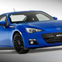 Subaru launches BRZ S in Australia