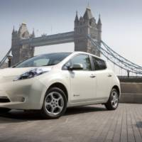 The Nissan Leaf - an excellent electric vehicle
