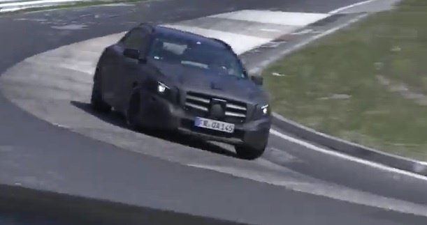VIDEO: Mercedes-Benz GLA 45 AMG on the Nurburgring
