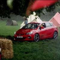 Vauxhalls Reasons to be cheerful advert, promotes the Astra in the UK