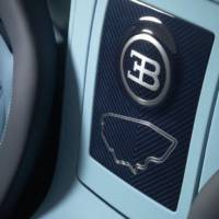 2013 Bugatti Veyron Grand Sport Vitesse Jean-Pierre Wimille unveiled at Pebble Beach