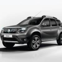 2013 Dacia Duster facelift - first official images