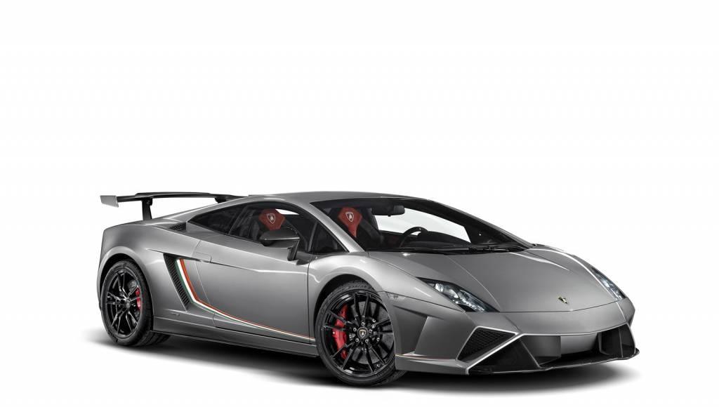2013 Lamborghini Gallardo LP570-4 Squadra Corse will come to Frankfurt