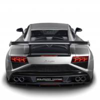 2013 Lamborghini Gallardo LP570-4 Squadra Corse will come to Frankfurt