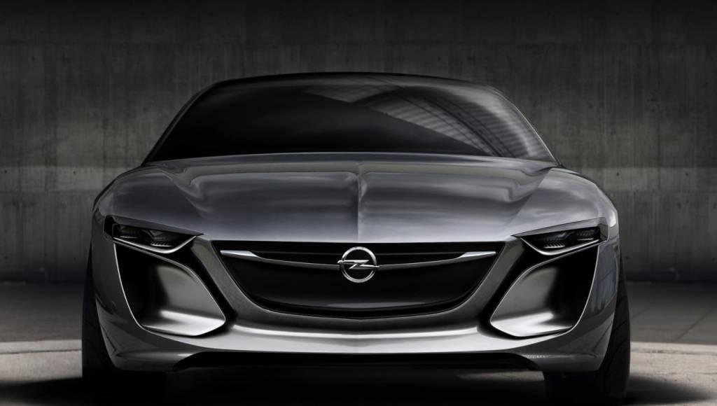 2013 Opel Monza Concept will come to Frankfurt