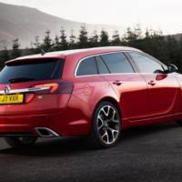 2013 Vauxhall Insignia VXR SuperSport facelift unveiled