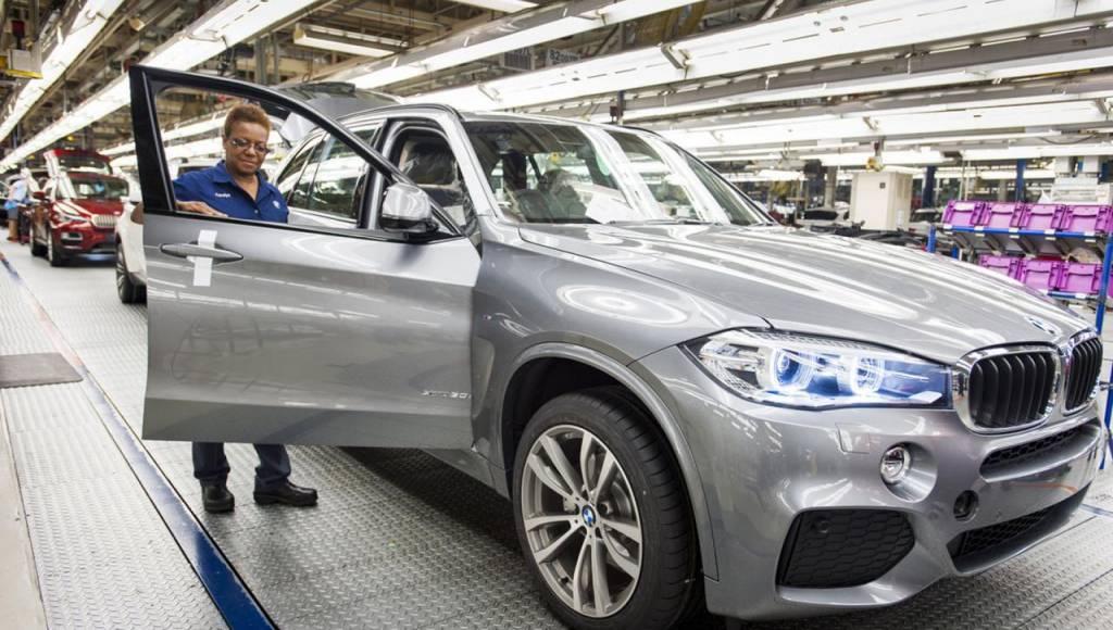 2014 BMW X5 F15 SAV enters production