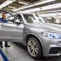 2014 BMW X5 F15 SAV enters production