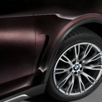 2014 BMW X5 M50d launched along the new Individual program for X5