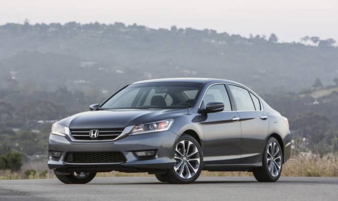 2014 Honda Accord revealed with minor facelift