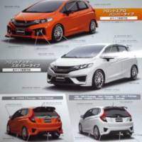 2014 Honda Jazz Mugen - Leaked photos
