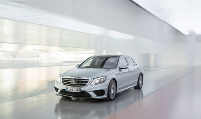 2014 Mercedes-Benz S65 AMG will come to Detroit
