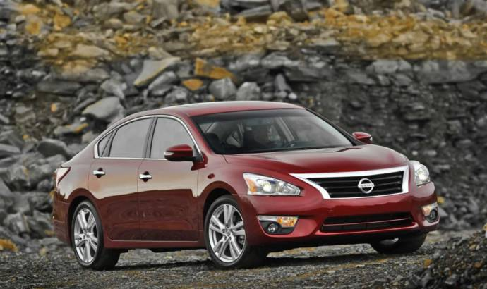 2014 Nissan Altima Sedan pricing announced in the US