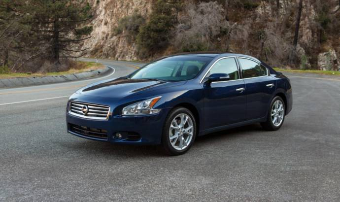 2014 Nissan Maxima US prices announced