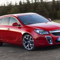 2014 Opel Insignia OPC facelift ready to make Frankfurt debut