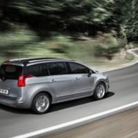 2014 Peugeot 5008 facelift will debut in Frankfurt