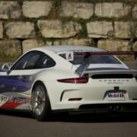 2014 Porsche 911 GT America - a new racing version of the German sports car