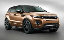 2014 Range Rover Evoque gets updated