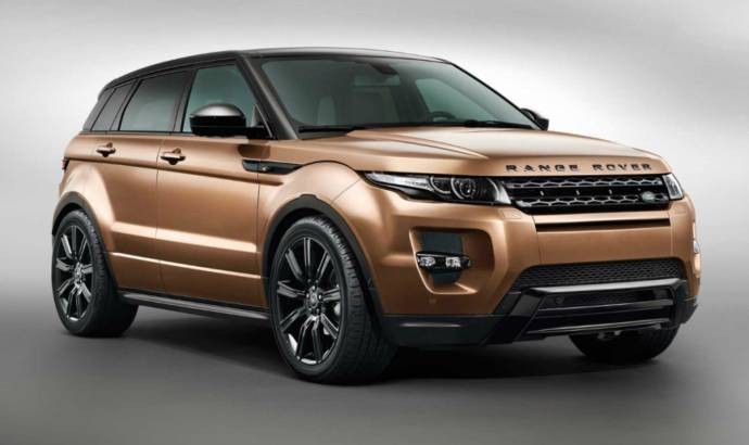 2014 Range Rover Evoque gets updated