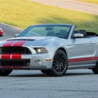 2014 Shelby GT500 Convertible - last unit sells for 500.000 USD