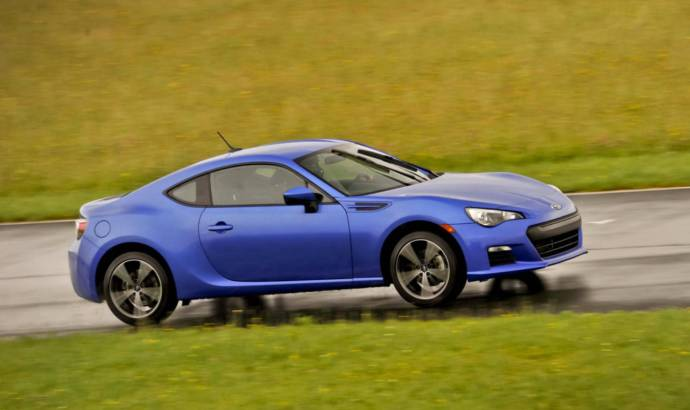 2014 Subaru BRZ priced at 25.595 USD