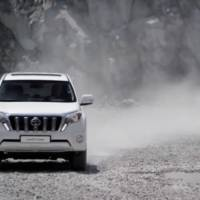 2014 Toyota Land Cruiser Prado facelift - Official videos, unofficial pictures