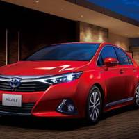 2014 Toyota Sai facelift revealed