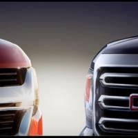 2015 Chevrolet Colorado & GMC Canyon ready for the market - teaser