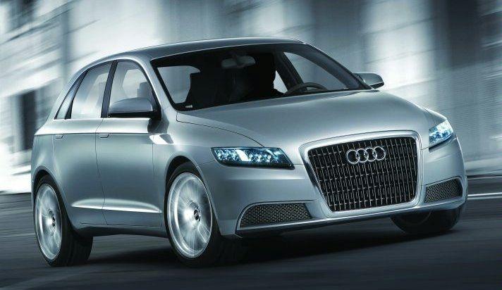 Audi A3 MPV Concept will come to Frankfurt