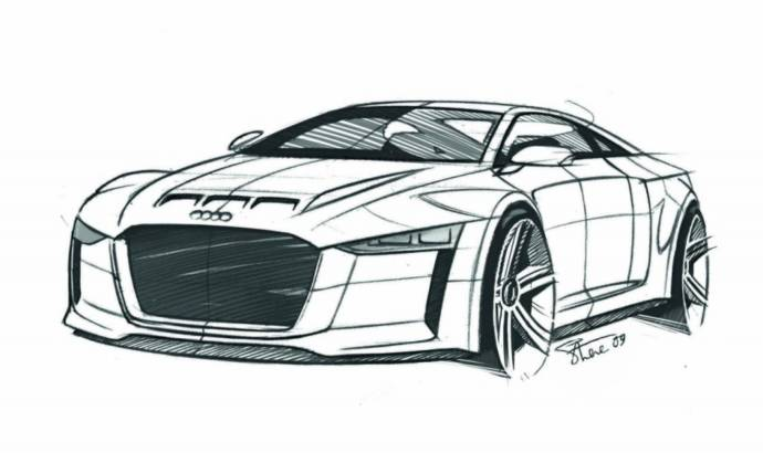Audi Quattro Concept will be developed on the A6 platform