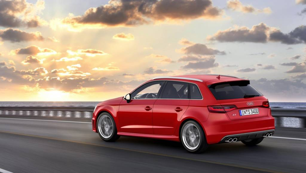 Audi S3, the first car ready to offer 4G connectivity