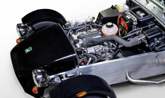 Caterham Seven entry-level version to have Suzuki engine