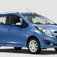 Chevrolet Spark Bubble Edition to be introduced in Frankfurt