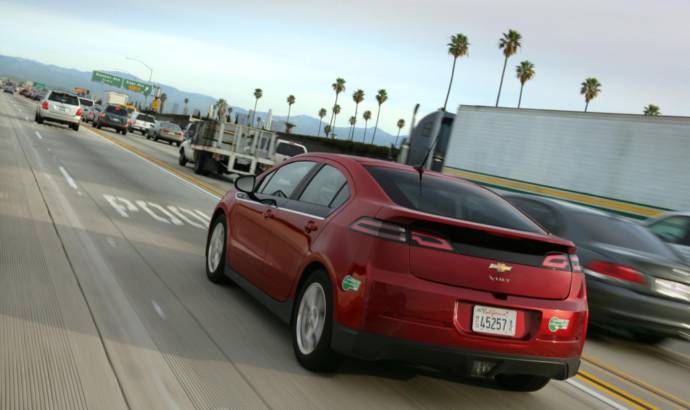 Chevrolet Volt gets 5000 USD cheaper