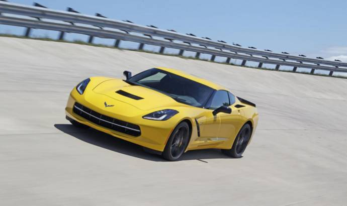 Corvette Z07 to be unveiled in early 2015 with 600 HP under the bonnet