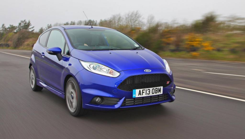 Ford Fiesta ST - boosted production to cope with demand