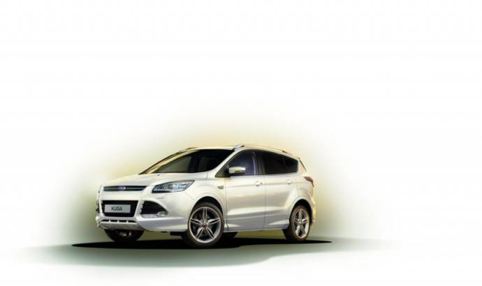 Ford Kuga Titanium X Sports introduced in the UK