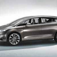 Ford S-Max Concept unveiled ahead of Frankfurt
