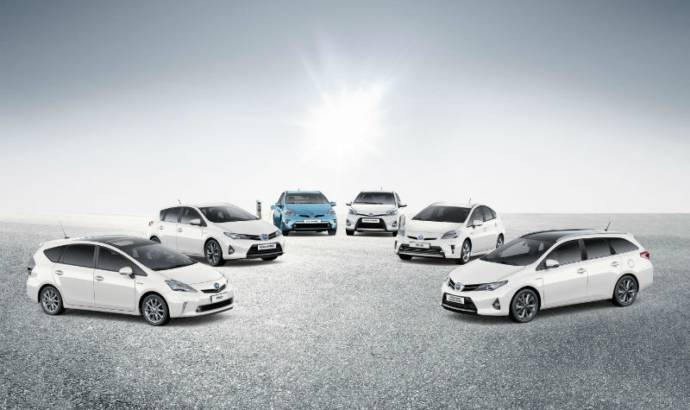 Future generation Toyota Prius technology unveiled in Frankfurt
