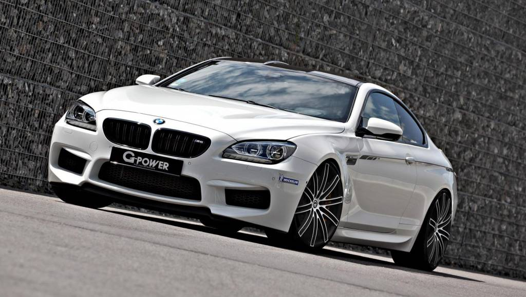 G-Power BMW M6 offers 710 hp