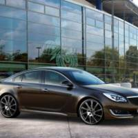 Irmscher Opel Insignia facelift to be introduced at Frankfurt