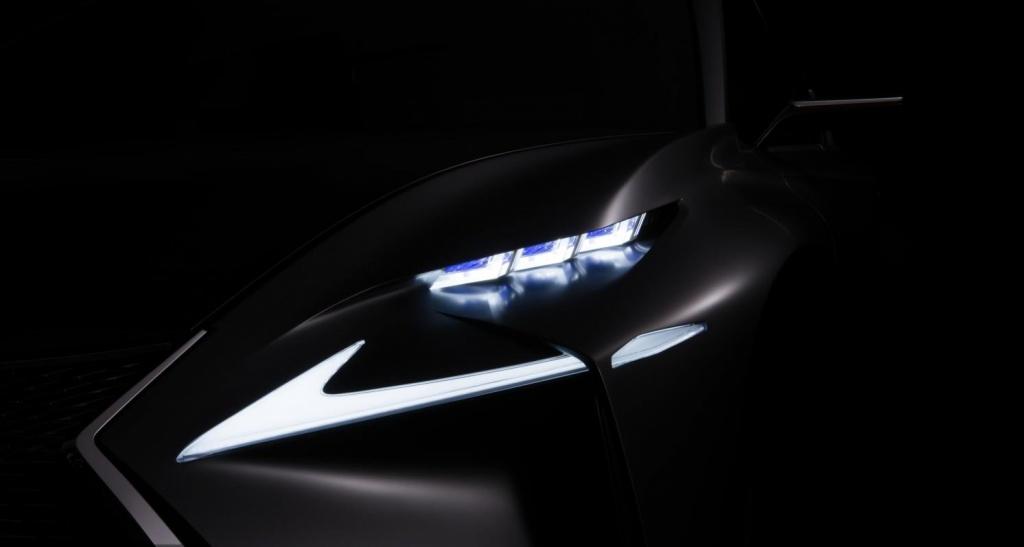 Lexus to unveil a new concept during IAA Frankfurt