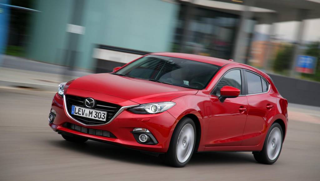 Mazda3 to make public debut during IAA Frankfurt