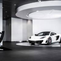 McLaren MP4-12C modified by Vorsteiner