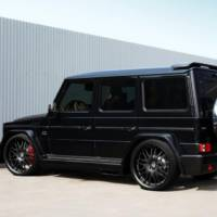 Mercedes-Benz G65 AMG modified by TopCar and Hamann