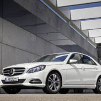 Mercedes E-Class Natural Gas Drive introduced