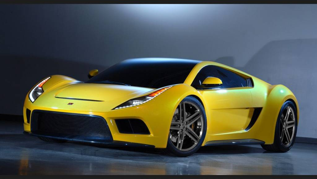 New Saleen supercar is coming within two years