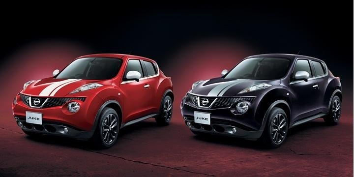Nissan Juke 15RX - A new special edition inspired by Star Wars series