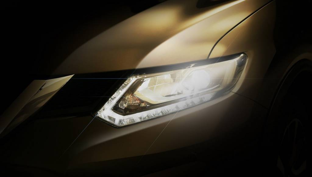 Nissan Rogue first teaser announces its world debut in Frankfurt
